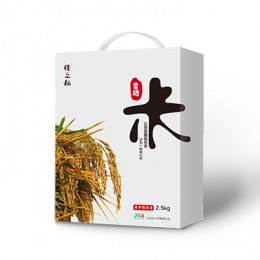 佳之稻-五常富硒稻花香